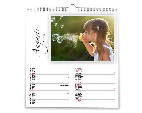 Fotokalender DeLuxe